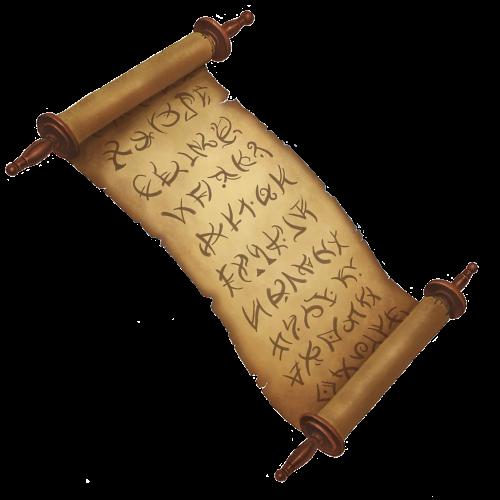 Scroll of Healing Prayer