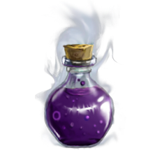 Potion of Necrotic Resistance