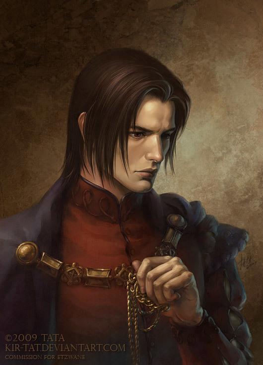 Prince Leo Lecium Vox Ophian