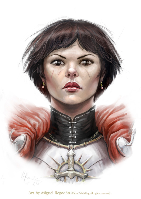 Inquisitor Elenora Kercher