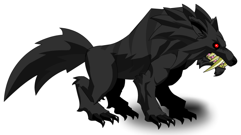 Alexander Black-Paw White-Wolf