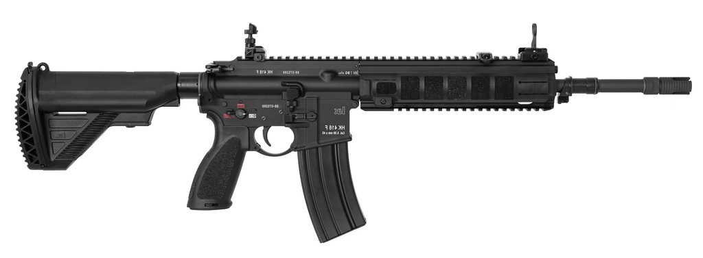 HK 416 Assault Rifle