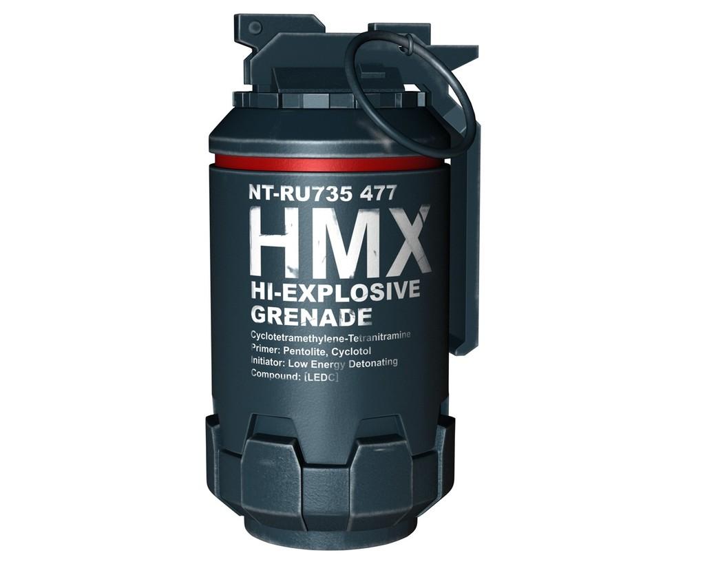 HIEX Grenade NT-RU735