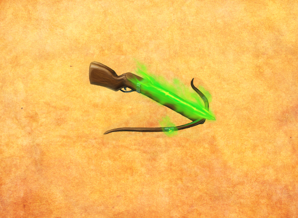 Ethereal Crossbow