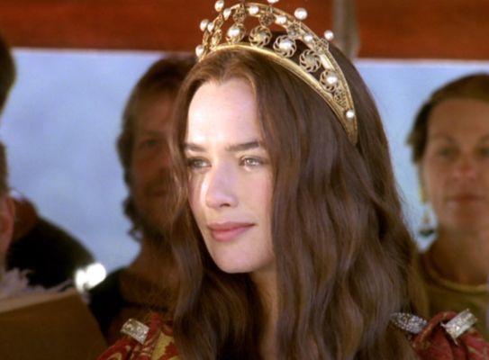 Queen Gwenyfar