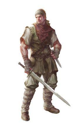 Drusus, Bandit King