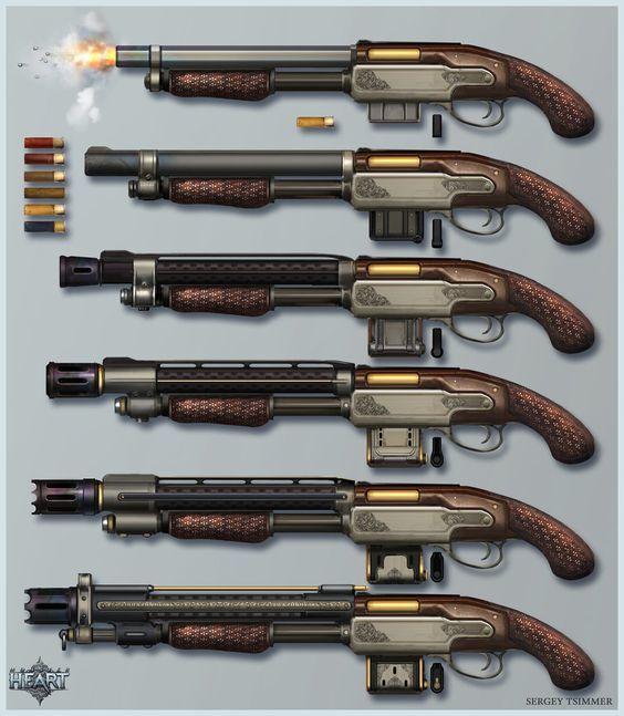 Standard Shotgun