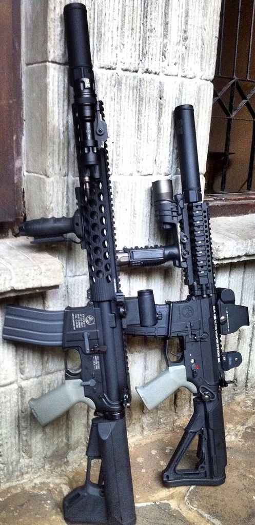 Standard Rifle