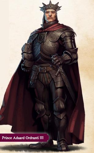 Prince Aduard Ordranti III