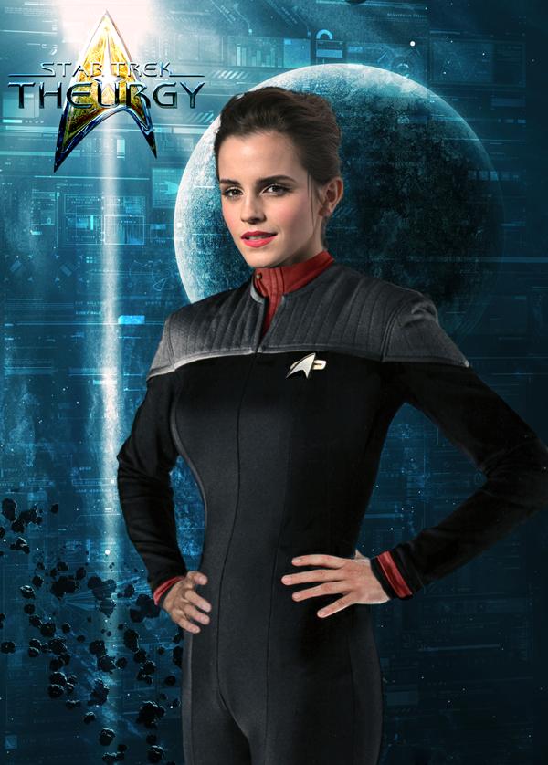 Ensign Natalie Kelly