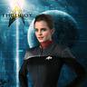 Ensign Natalie Kelly