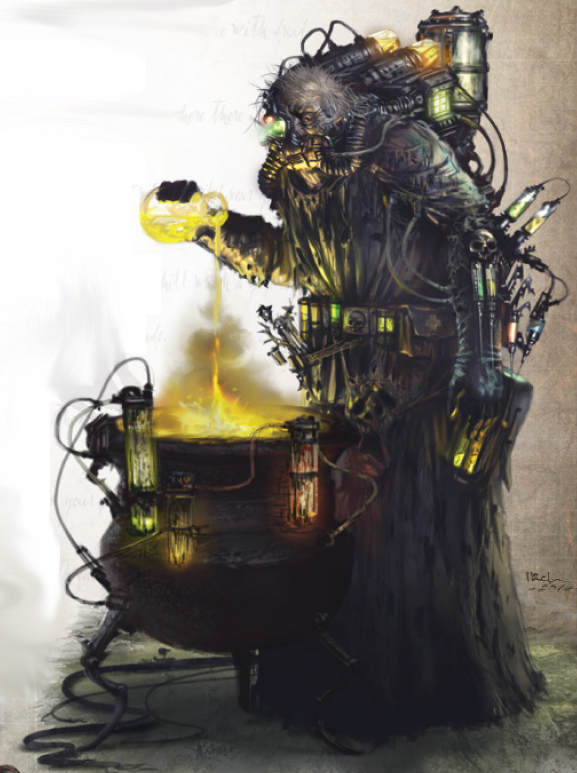 Doctor Mephistur