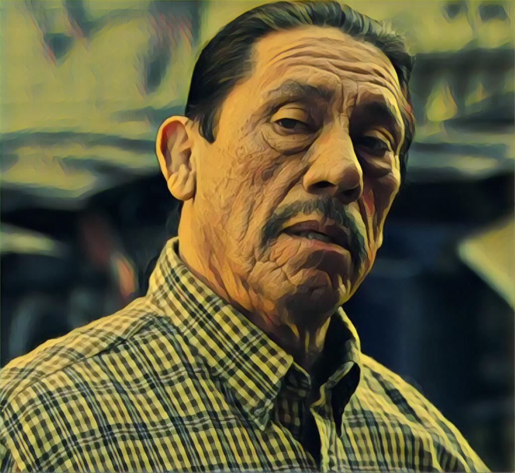 """Larry """"Lobo"""" Vasquez"""