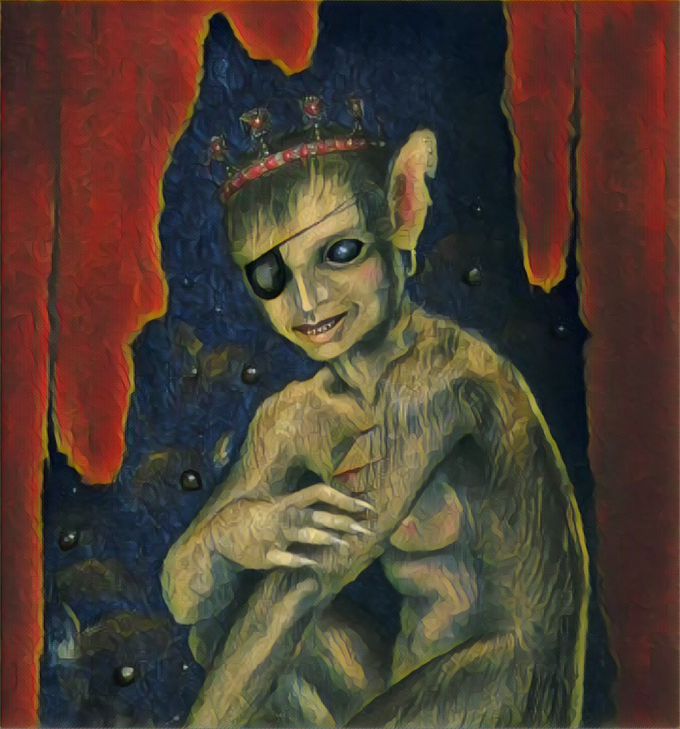 The Rat Queen