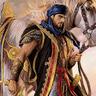 3 Qazar, Demi-god