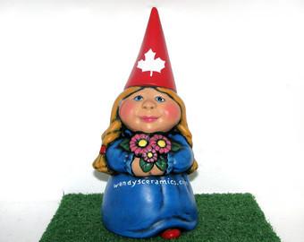 Cu the Gnome