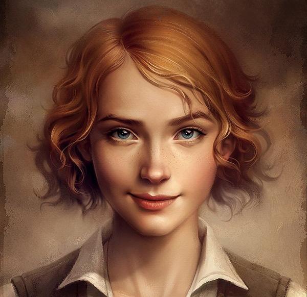 Amelia Ravenmoore