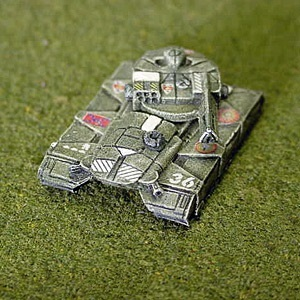 Goblin Infantry Support Tank