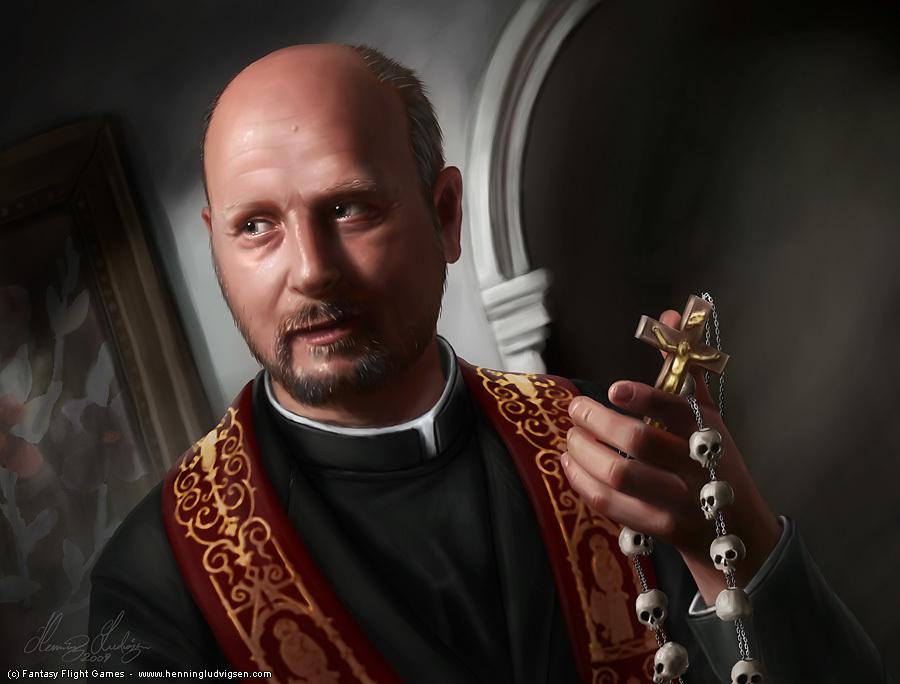 Father Delaney McAaidi