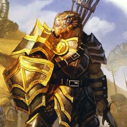 Torrin of the Mystan Clan