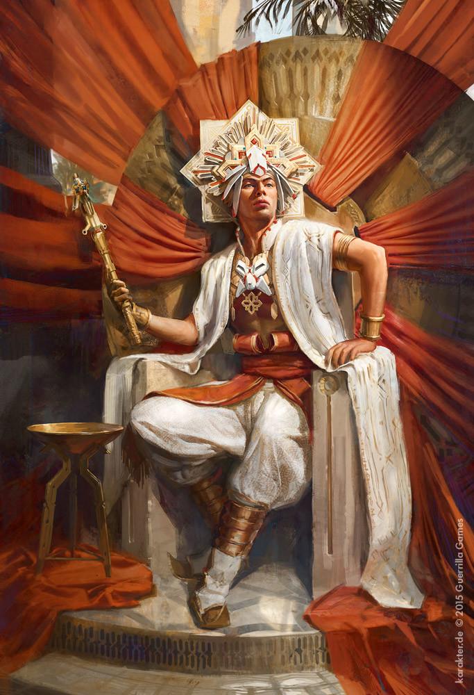 Emperor Psametik
