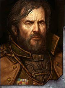 General Drannon Ulvodos