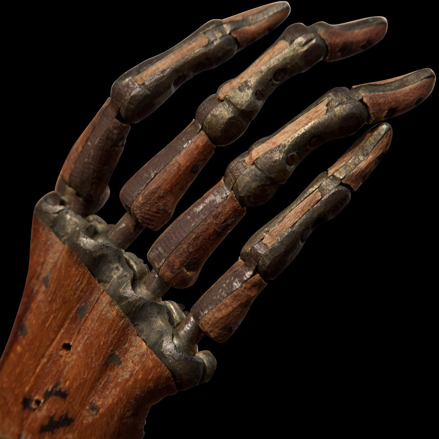 The Dollmaker's Hand