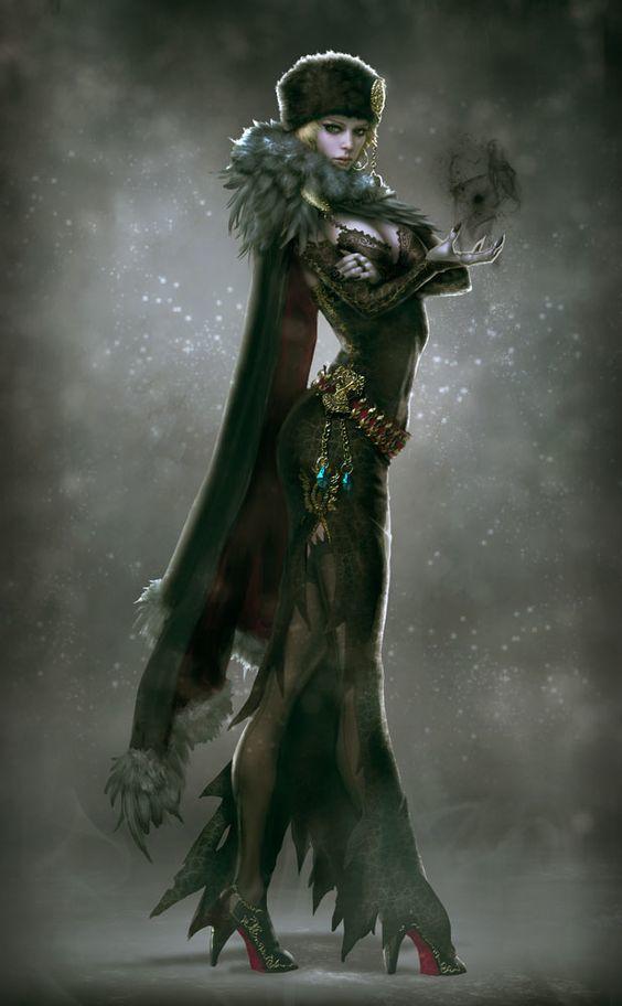 Lilith Von Hellemscmite