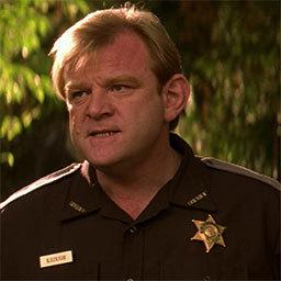 Sheriff Allen Jessup