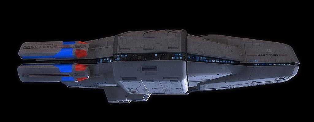 USS TWILIGHT NX-45372