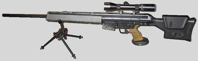 Sig 550 Sniper