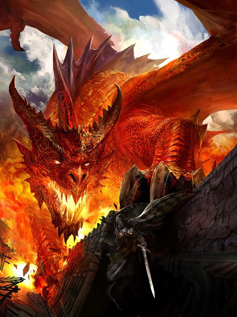 Darix the Red Death
