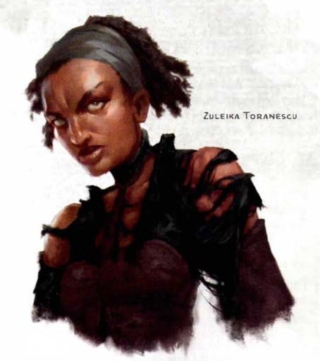 Zuleika Toranescu