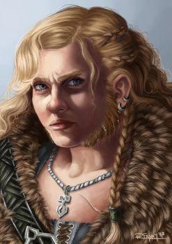 Queen Munia Farlode