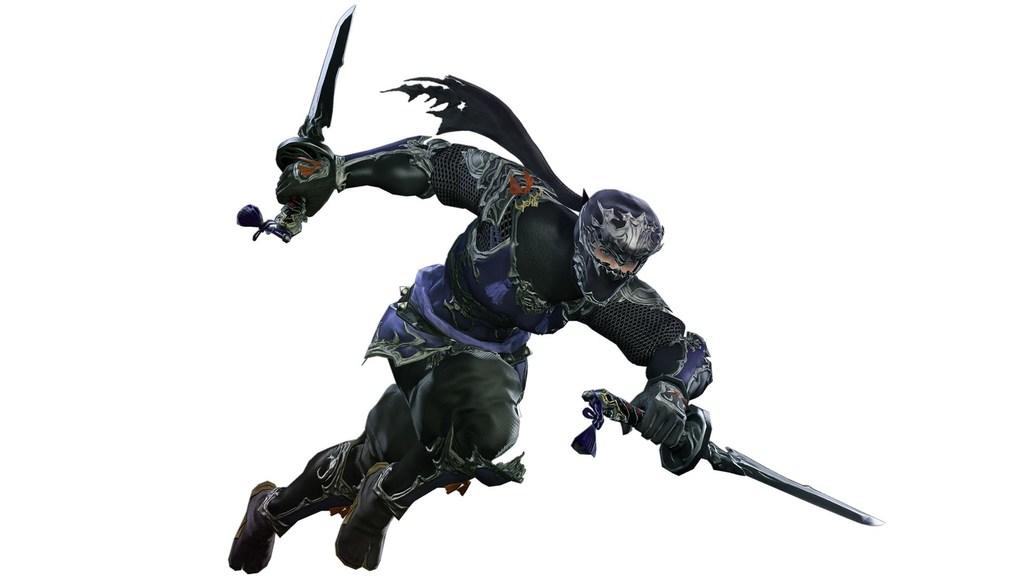 (RIP) Syn Darkblade