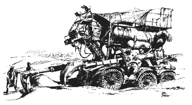 Vehicle - Scaver Open-Back