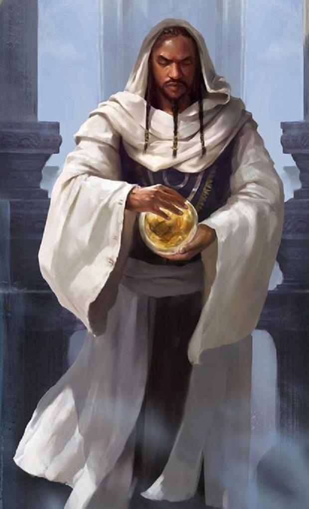 Vicar Heironymus