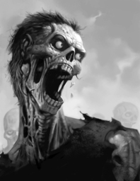 Zombie (average)