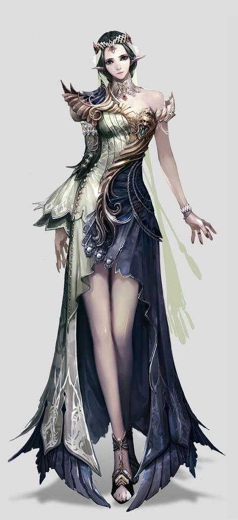 Raven Queen Shae