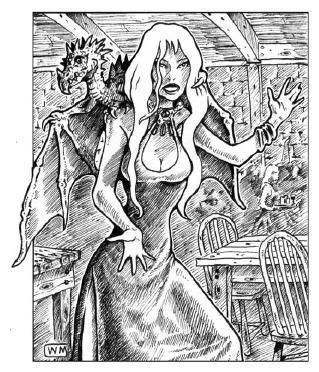 Silvercliff: Lady Chauntessa
