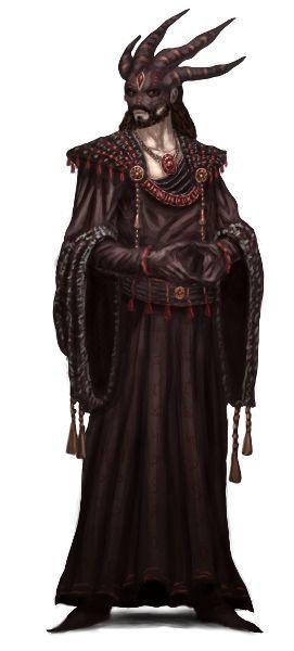 High Inquisitor Valarian