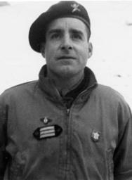 Major Jean Coubertin (France)
