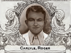 Roger Vane Worthington  Carlyle