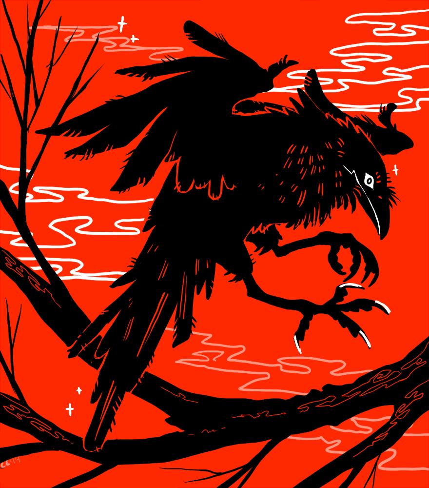 Void the Raven