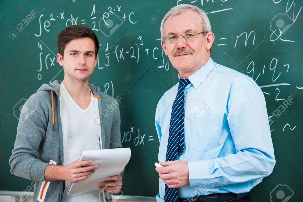 "Professor Martin Glenn and Micheal Bishop ""Ember"""