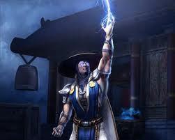 Raiden, Harbinger of the Storm