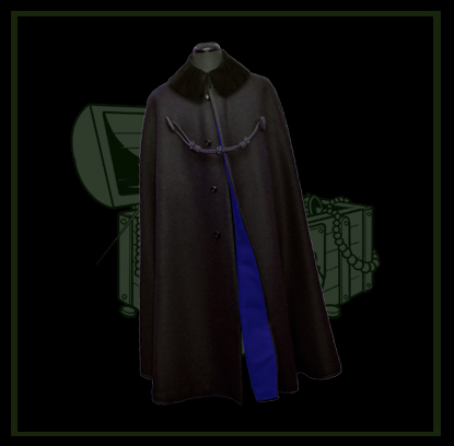 Cloak of Infernal Protection