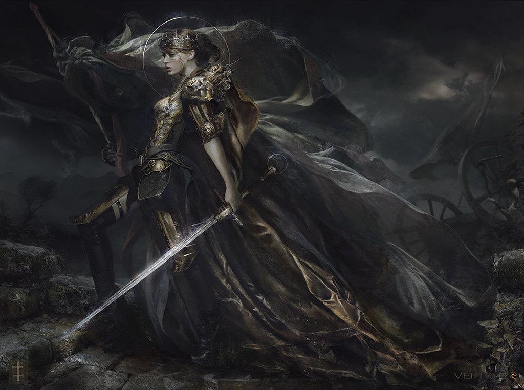 Empress Eilesad Valestria