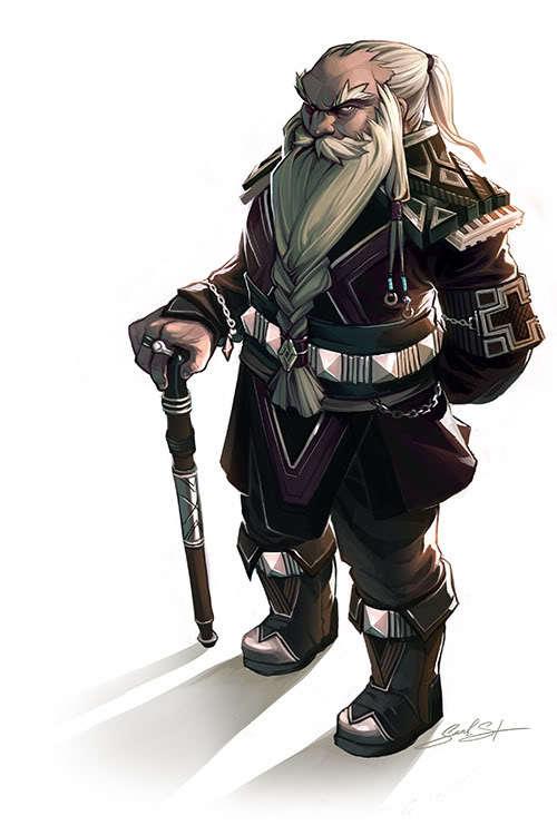 Dozzak Runeheart