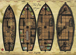 the Sea Wyvern